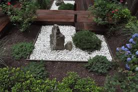 small rock gardens this small rock garden was influenced by zen
