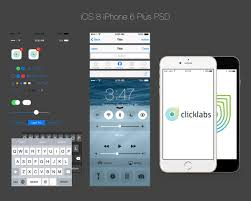 ios 8 design cheat sheet for iphone 6 and iphone 6 plus click labs
