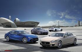 maserati announces 5 year warranty and service package team bhp
