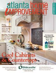 Atlanta Home Design And Remodeling Show My Home Improvement Magazine Issuu
