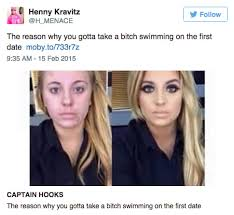 First Date Meme - 12 reasons you definitely need to take a person swimming on the