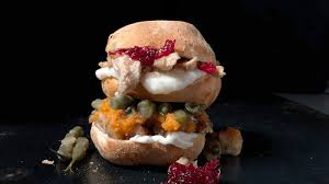 what to make with leftover thanksgiving dinner thanksgiving leftovers sandwich recipe chowhound
