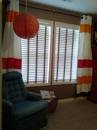 curtains land of nod curtains boys window curtains coral