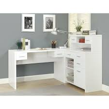 Corner Desk Shelves by Office Design Image Of White Corner Desk With Hutch Melbourne