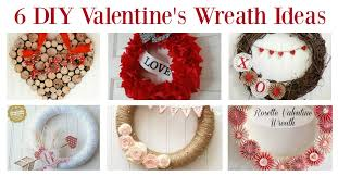 valentines wreaths 6 sassy s wreath ideas