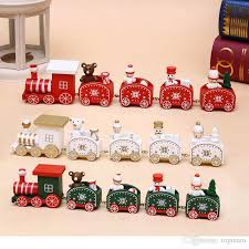Train Decor Christmas Train Decoration Trains Under The Christmas Tree