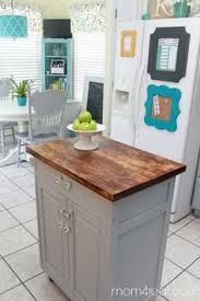small rolling kitchen island kitchen island diy omg totally need to one of these