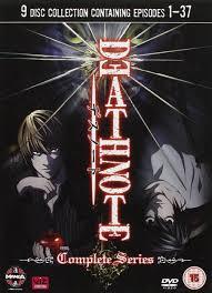 death note death note complete dvd amazon co uk kappei yamaguchi mamoru