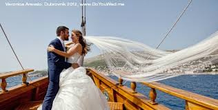 wedding on a boat boat weddings in croatia images do you wed me