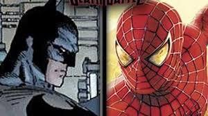 video death battle batman spider man death battle wiki