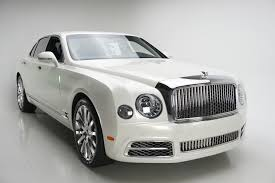 bentley mulsanne 2015 white 2017 bentley mulsanne stock hc003012 for sale near charlotte nc