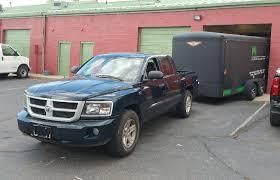 dodge dakota v8 2011 dodge dakota v8 towing the fast truck