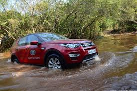 land rover freelander off road land rover to organize off road drive experience