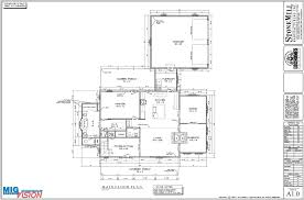timber home floor plans 3d visualization of