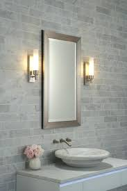 Bathroom Mirrors With Lights Attached Lighting Rachunkowosc Info