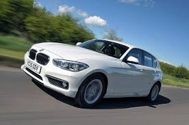 cars like bmw 1 series all bmw cars to join of things with connected drive autocar