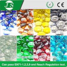 Decorative Glass Stones For Vase Beautiful Decorative Coloured Flat Glass Pebbles For Vases And