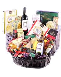 cheese basket wine basket delivery orlando fl in bloom florist