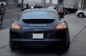 Porsche Panamera Modified - porsche panamera flow black machined gwg wheels
