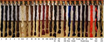 xpression colour chart hair styzzles pinterest colour