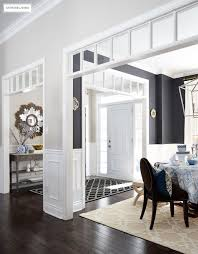 Dining Room Entryway by Citrineliving Fourteen Ideas To Style Your Home For Spring