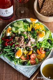 cuisiner la salade verte salade niçoise salade niçoise niçoise et salades