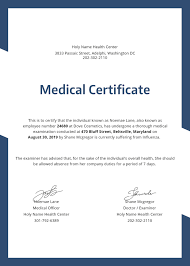 appointment certificate template 28 medical certificate templates in pdf free premium templates