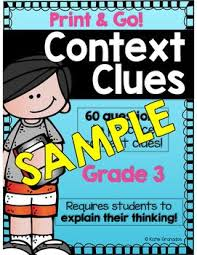 47 best context clues images on pinterest teaching reading