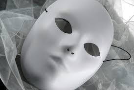blank masks blank white masks 8 1 2 inch mask primed blank mask