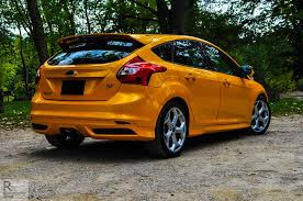 2013 ford focus st2 review rnr automotive blog