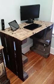 plan de bureau en bois 1001 idées bureau diy planchez sur ces 44 modèles