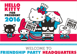 kitty president sanrio