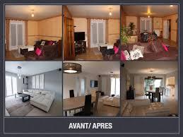 maison rénovée avant après avant après projet de décoration et d aménagement d espace