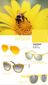Pantone Yellow by Pantone Spring Colour Report In Sunglasses Fashion U0026 Lifestyle
