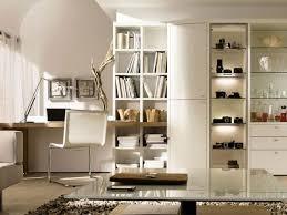 meuble bibliothèque bureau intégré amnager un coin bureau dans salon bureau desk salons and desks