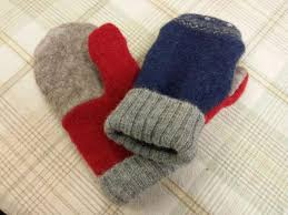 sweater mittens focus on fiber arts sweater mittens this sunday the