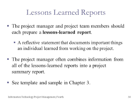 chapter 10 project communications management information