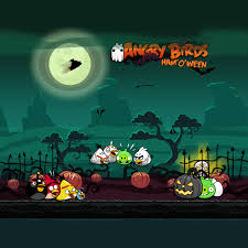 angry birds seasons si aggiorna e si traveste per halloween