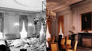 white house renovation 2017 the white house s massive renovation youtube
