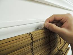 Home Decorators Collection Blinds Installation Instructions by How To Restring Roll Up Bamboo Blinds Or Shades Diy Decorating Com