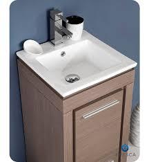 16 u201d fresca allier gray oak fvn8118go small modern bathroom