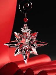 waterford 2015 mini star ornament christmas ornaments 2015