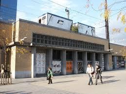 bureau de poste evere gilles gare du midi et bâtiments annexes avenue fonsny 47
