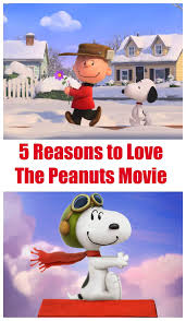 the peanuts 5 reasons to love the peanuts movie