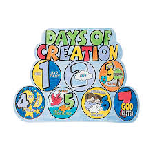 color your own 7 days of creation displays orientaltrading com