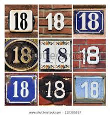 number 18 stock images royalty free images vectors