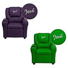 Toddler Recliner Chair Flash Furniture Personalized Kids Recliner Buybuy Baby