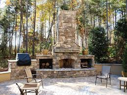having an outdoor fireplace installed be sure to consider these 5