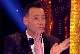 darcey bussell earrings strictly come 2017 craig revel horwood in awkward spat
