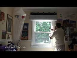 Noise Insulating Curtains Soundproofing Curtains Youtube